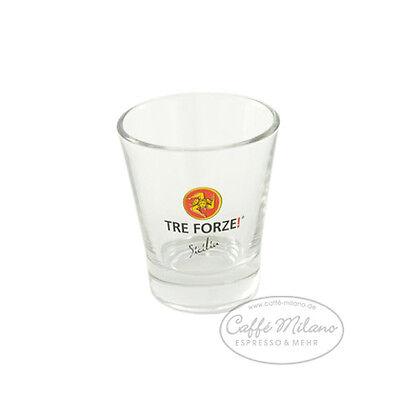 Tre Forze Wasser - Espresso - Shot Gläser, 6 Stück - Caffe Milano online kaufen