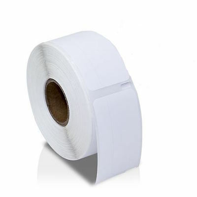 2 Rolls Of .75x2 Compt Dymo Labelwriter 30578 Return Address 200 Labels Per Roll