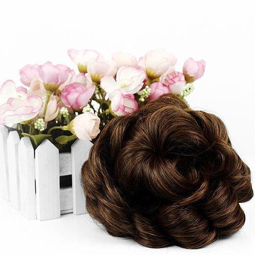 Pleasant Bun Maker Bands Clips Styling Accs Ebay Hairstyle Inspiration Daily Dogsangcom
