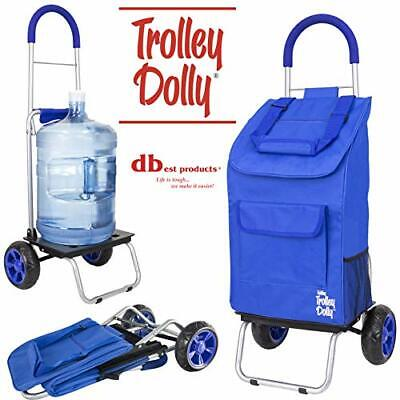 Dbest Products Inc. Trolley Dolly - Blue