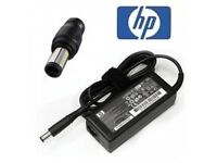 LAPTOP ADAPTER CHARGER FOR GENUINE HP COMPAQ 18.5V 3.5A 65W ROUND PIN ORIGINAL