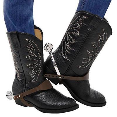 Cowboy Spurs For Adult  - Cowboy Costume For Adults