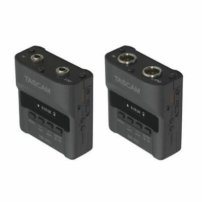 Tascam DR-10CS tragbares Mikrofon DJ- & PA-Set Recording AUfnahmen Zubehör