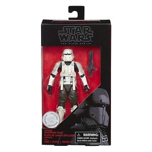 Star Wars: Rogue One The Black Series Imperial Hovertank Driver