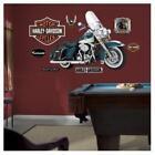 Harley Davidson Road King Decals