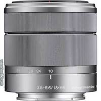 Sony E-mount 18-55mm f/3.5-5.6 lens Alpha NEX