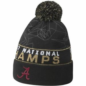 Nike Men's University of Alabama NCG Champs Knit Beanie
