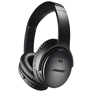 Bose QuietComfort 35 II Over-Ear Noise Cancelling Bluetooth