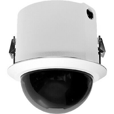 New Pelco Spectra S6220-fwl1 1080p Ptz Network In-ceiling Dome Cam Open Box
