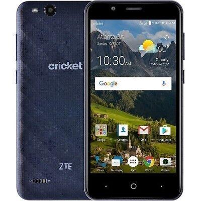 Celular Liberado Zte FANFARE 3 1gb Ram camara Memoria 4g lte Desbloqueado Rapido comprar usado  Enviando para Brazil