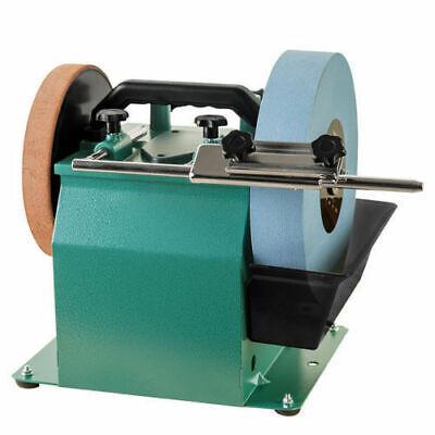 Water-cooled Grinder Electric Knife Sharpener Low Speed Grinding Machine 220v Y