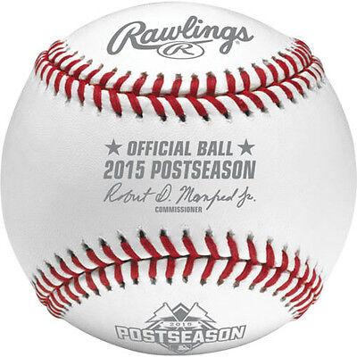 Rawlings Official 2015 Postseason Baseball    Mlb Playoff Baseball