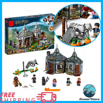Harry Potter Hagrid's Hut: Buckbeak's Rescue Building Set Legoinglys, best (Best Harry Potter Lego Sets)