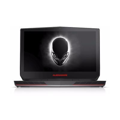 "Dell Alienware R2 15.6"" 4K Touchscreen Quad Core Gaming Notebook, Epic Silver"