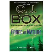 C J Box Force of Nature