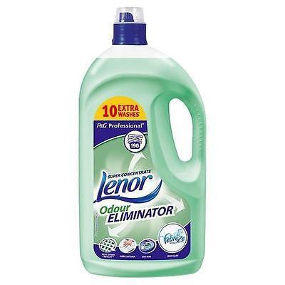 Lenor Fabric Enhancer Softener / Conditioner - Odour Elimination 3.8L M180587