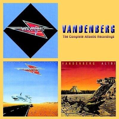 Vandenberg   Complete Atlantic Recordings  New Cd  Reissue