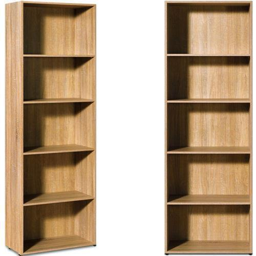 bookshelves bookcases shelving storage ebay. Black Bedroom Furniture Sets. Home Design Ideas