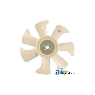 Sba145306800 7-blade Radiator Cooling Fan For Ford New Holland Tractor 1920