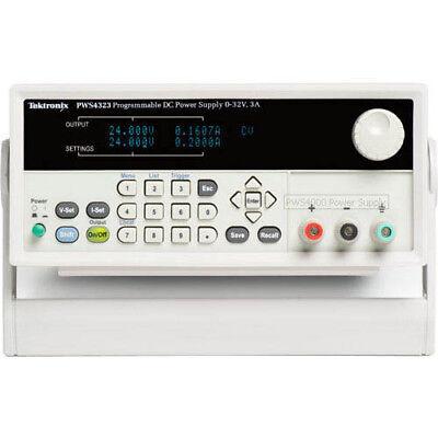 Tektronix Pws4602 60v2.5a Programmable Dc Power Supply