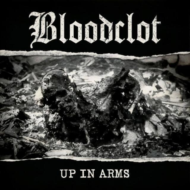 Bloodclot - Up In Arms VINYL LP