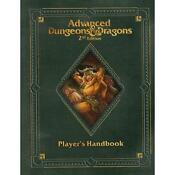 2nd Edition Players Handbook