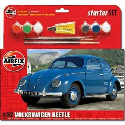 Airfix Volkswagen Beetle Käfer PKW Starter Set 1:32 Art. A55207 Bausatz