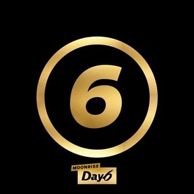 Day6[Moonrise]2nd Album Gold Moon CD+Poster+PhotoBook+Clear Cover+Card+Pass+Gift