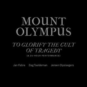 CD Mount Olympus To Glorify the cult of Tragendy Digipack (K109)