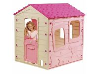 PLAY HOUSE Sizzlin' Cool Meadow Cottage in Pink
