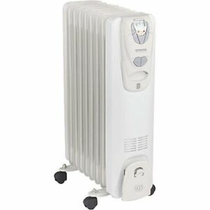 Heaters - NOMA Oil filled space heater