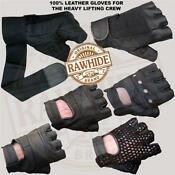 Fingerless Sports Gloves