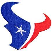 Houston Texans Iron on Patch