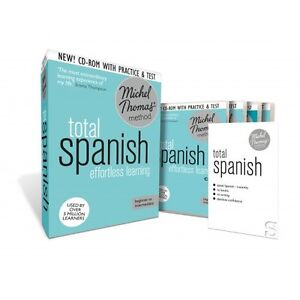 START AND TOTAL SPANISH - Michel Thomas Method