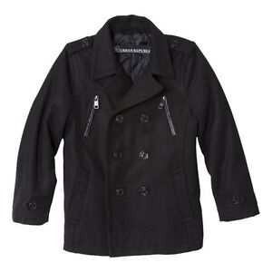 Urban Republic Boys' Wool Peacoat