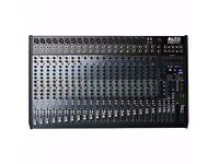Alto Live 2404 - 24 chanel mixer