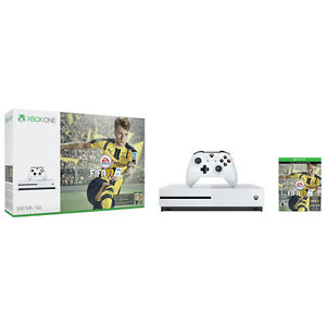 Xbox One S 500GB FIFA 17 Bundle **Brand new ** West Island Greater Montréal image 1