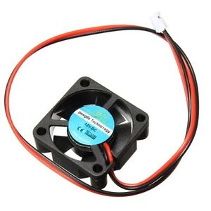 12V DC 30mm Cooling Fan For 3D Printer RAMPS Electronics / Extruder - RepRap Pru