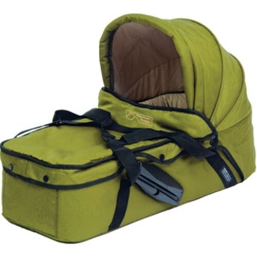 Mountain Buggy 2010 - 2012 Carrycot Moss For DUO Stroller, FREE SHIPPING!!
