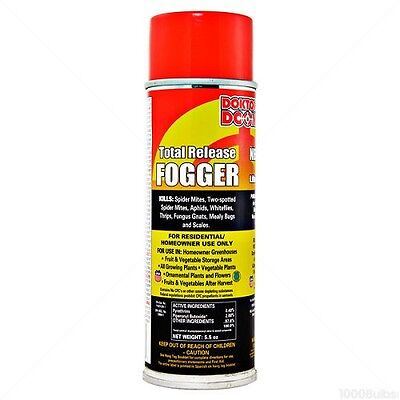 BEST PRICE Doktor Doom Fogger 5.5 oz Doctor total release fogger FREE