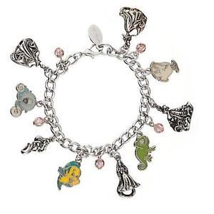 Disney Princess Charm Bracelets