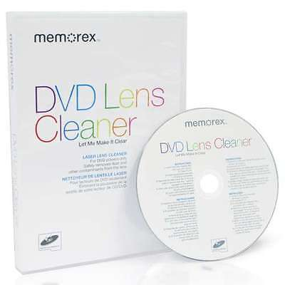 Ps2 Games Dvd - Memorex Laser Lens Dry Cleaner for Xbox PS2 Games Console DVD/CD Player MEMDVDLC