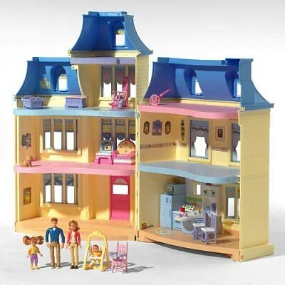 Brand New Fisher-Price Sweet Sounds Full Size Dollhouse NIB