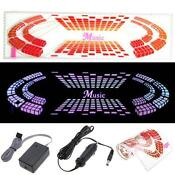 Car Music Sound Light Equalizer