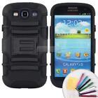Samsung Galaxy s 3 Dual Layer Hybrid Case