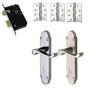 Fire Door Lock