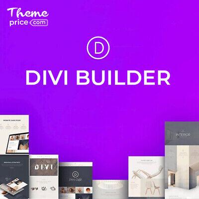 Divi Ultimate Wordpress Theme Page Builder