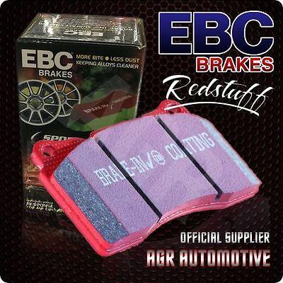 EBC REDSTUFF REAR PADS DP3162C FOR DE TOMASO PANTERA 5.7 GTS 72-84