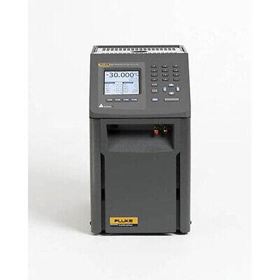 Fluke Calibration 9171-dw-156 Field Dry-well Metrology Temp Calibrator