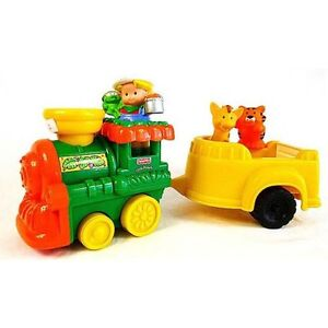 Train de la ferme Little People Fisher-Price
